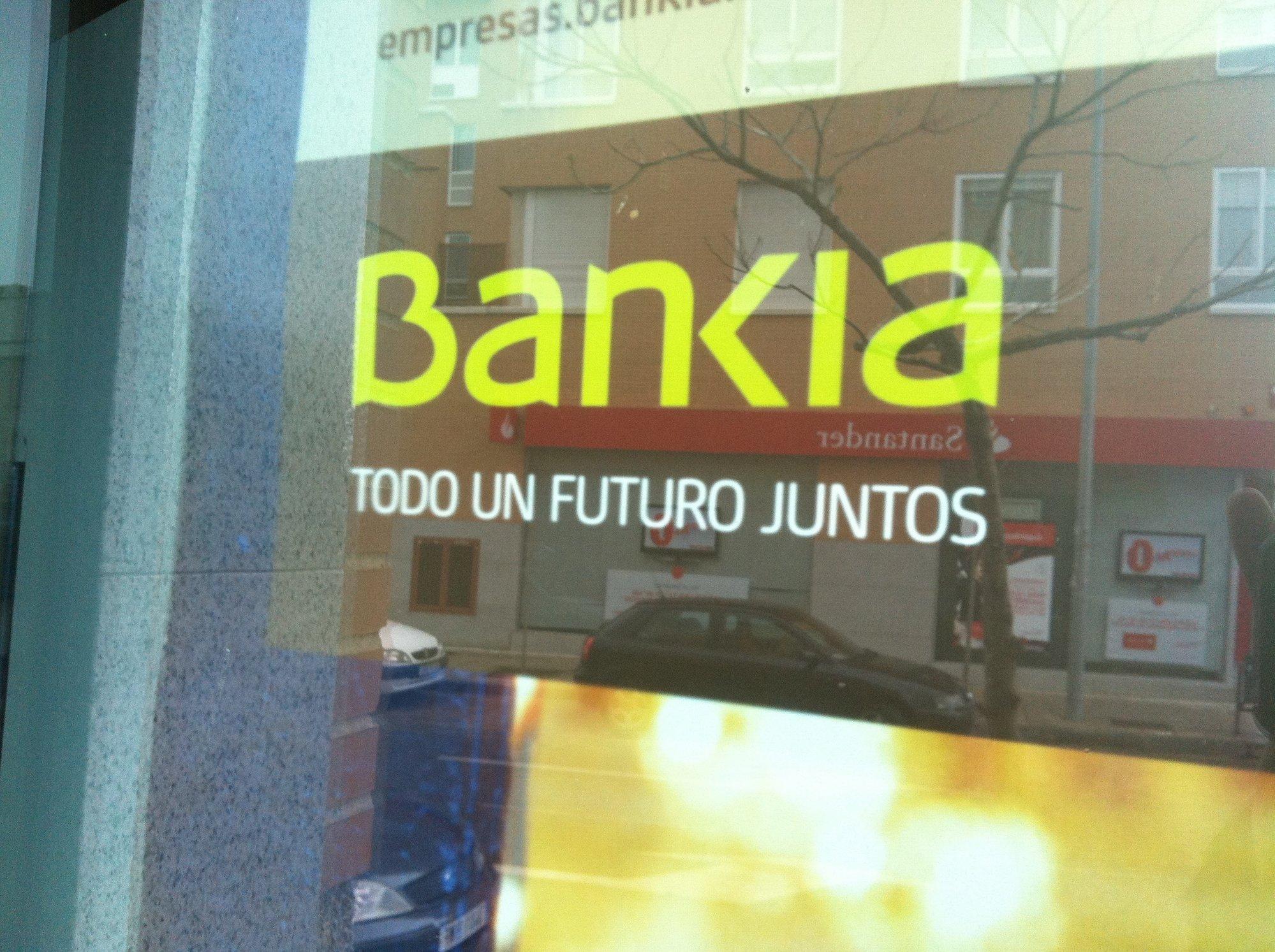 Bankia dice a sus clientes que pueden estar «absolutamente tranquilos»
