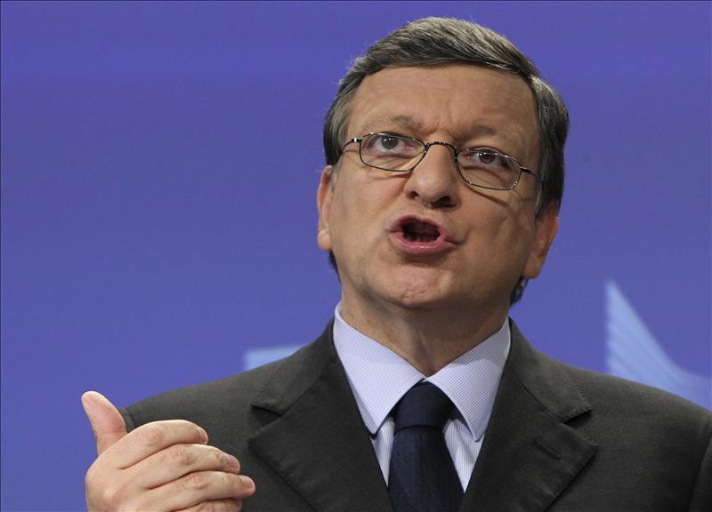 Barroso dice que la UE hará «todo lo que haga falta» para superar la crisis