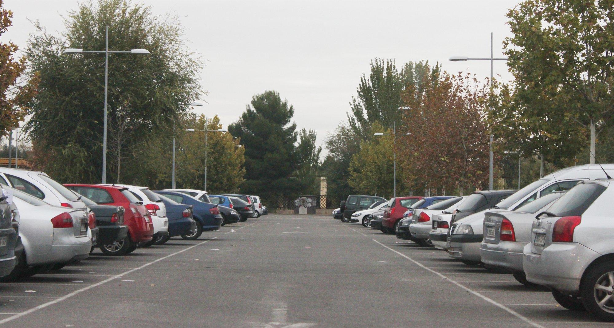 Cáceres, Alicante y Logroño mantienen desde hace seis años los mismos precios de las tarifas por estacionar en la calle