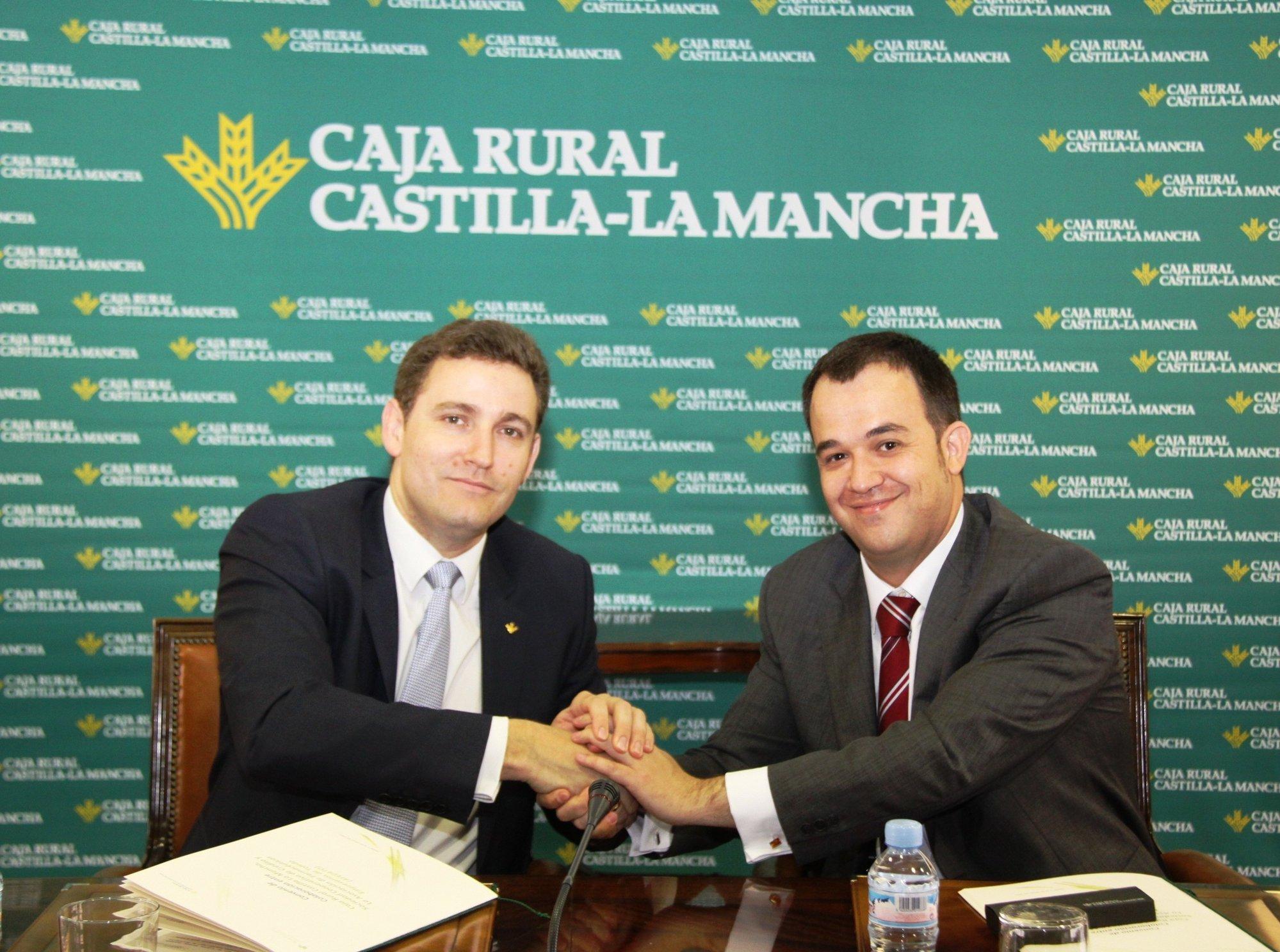 Caja Rural Castilla-La Mancha habilita 30 millones de liquidez para los empresarios farmacéuticos de Toledo