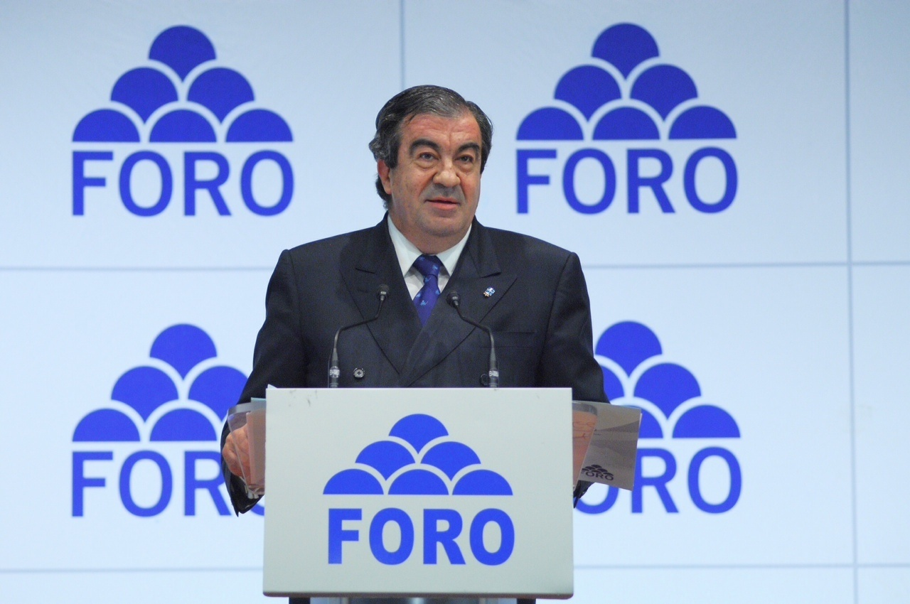 Cascos: «El PP ha hecho lo imposible para impedir el pacto con Foro»