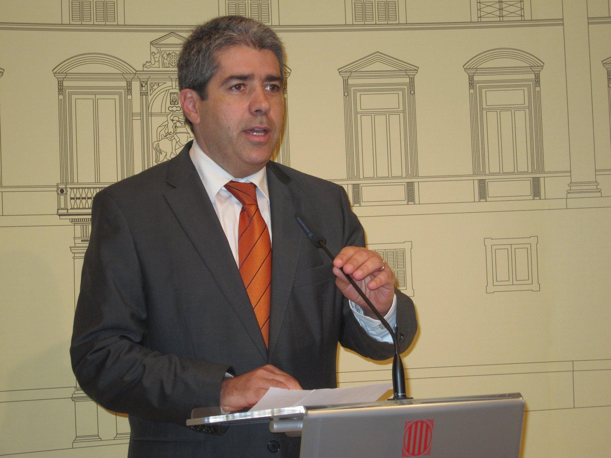 Cataluña espera la «ratificación» del Gobierno a su plan de ajuste