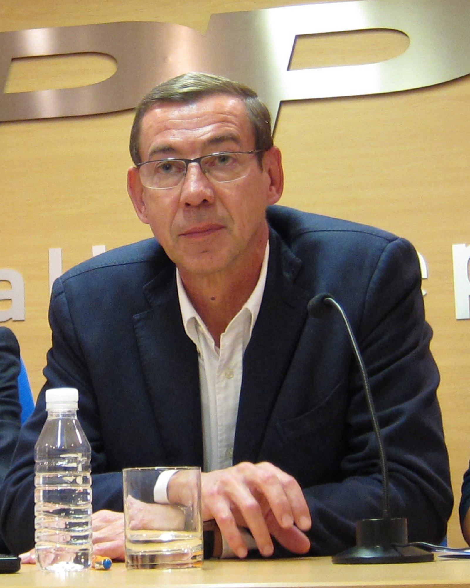 Clemente (PPCV) lamenta que Puig «trate de alarmar a la sociedad con engaños y mentiras»