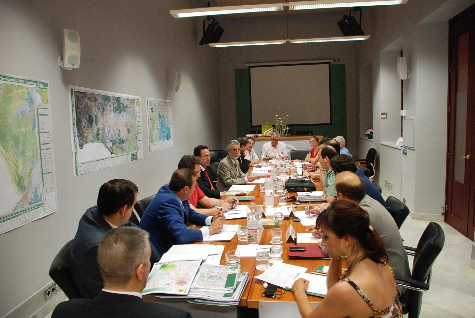El Comité de Operaciones Regional del Plan Romero ultima la coordinación de los dispositivos del Plan de Emergencia