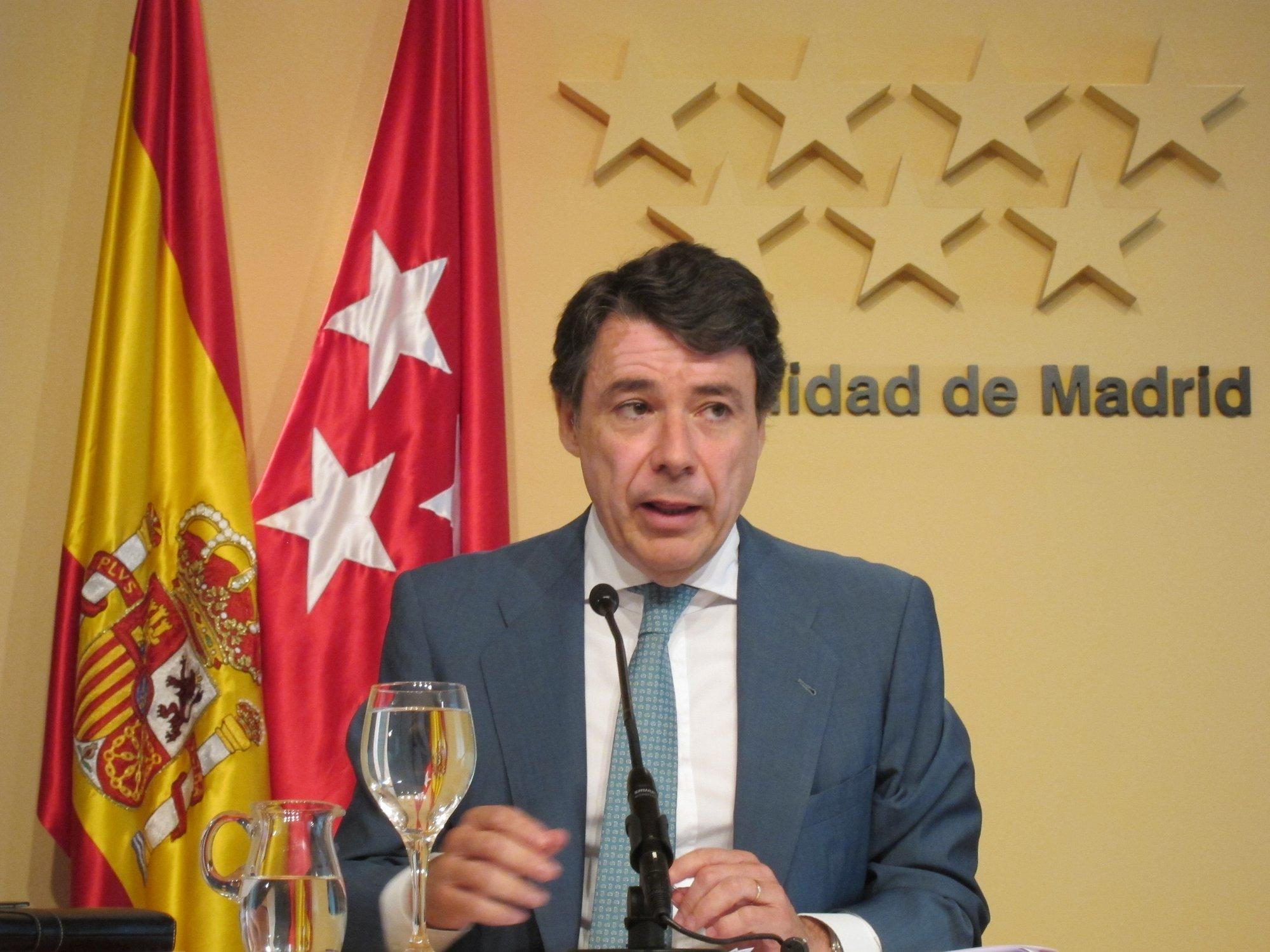 La Comunidad de Madrid cree que este año también cumplirá los objetivos de déficit
