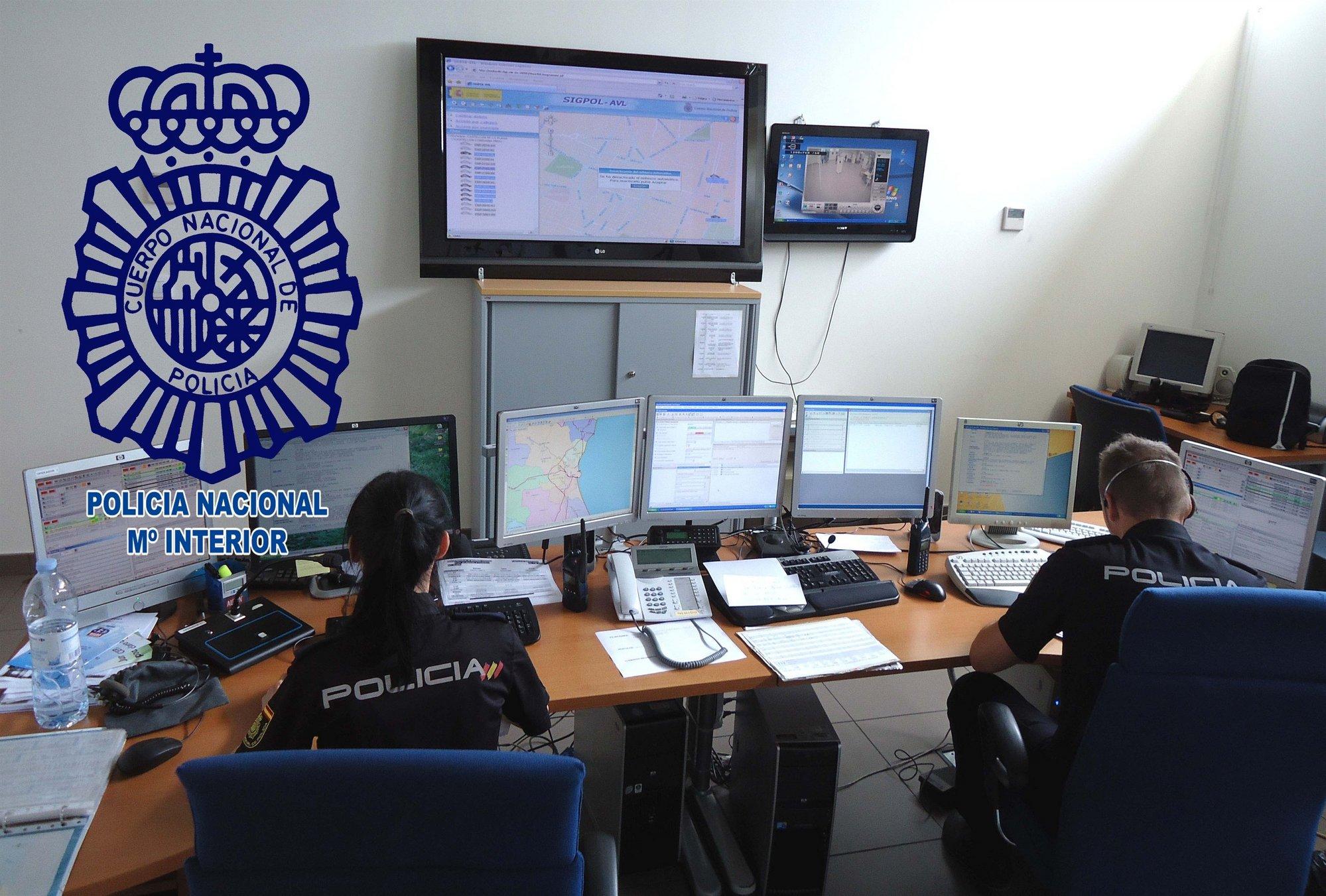 Detenida una mujer por realizar hasta 70 llamadas falsas de amenazas de bomba y otros avisos