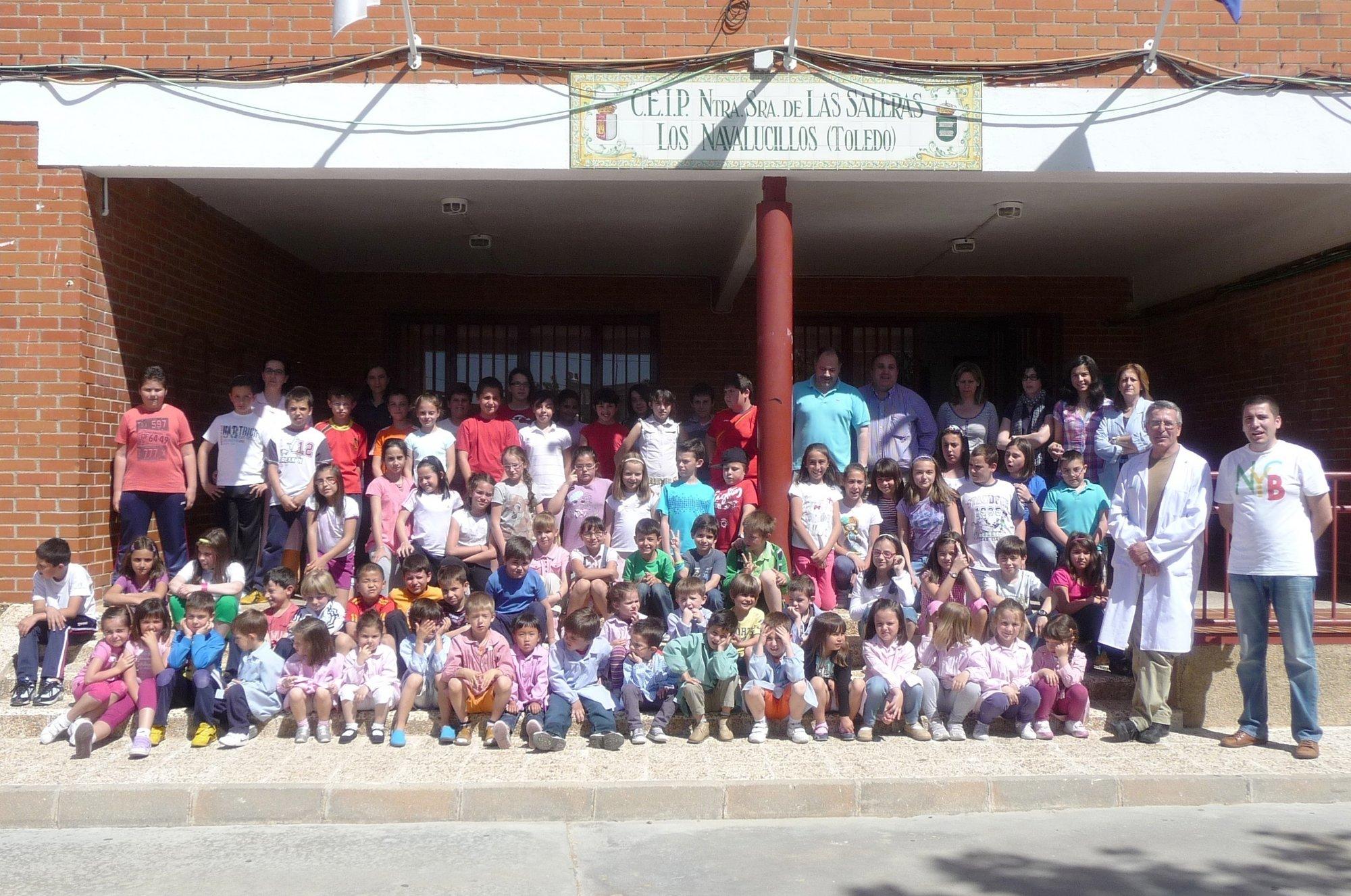Enfermeros de AP de Talavera reducen un 7% la incidencia de la obesidad infantil en Los Navalucillos