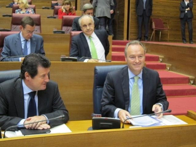 Fabra asegura que el Consell ha hecho una administración «asumible» para los valencianos