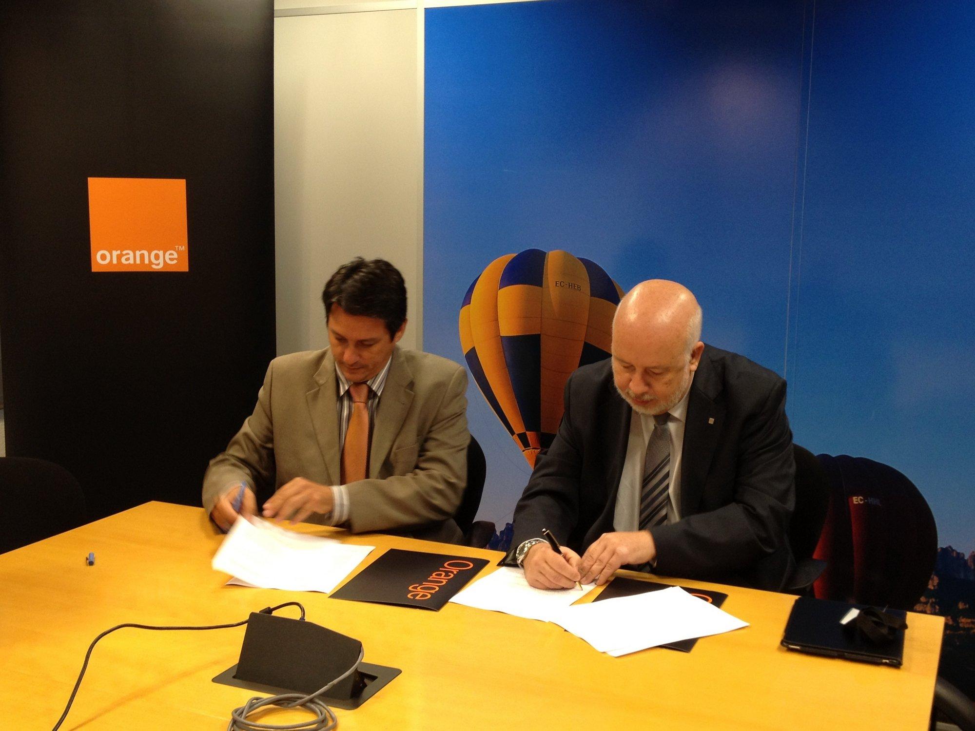 La Generalitat y Orange señalizarán 4.000 puntos de cobertura del 112 en espacios naturales