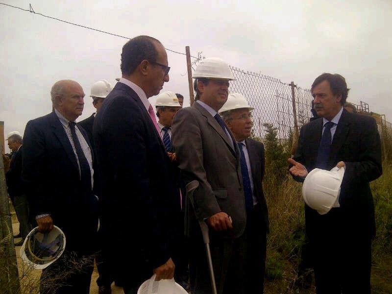 Gobierno invierte 3 millones en las obras de la desalobradora y el Centro de Interpretación de la Naturaleza de Melilla
