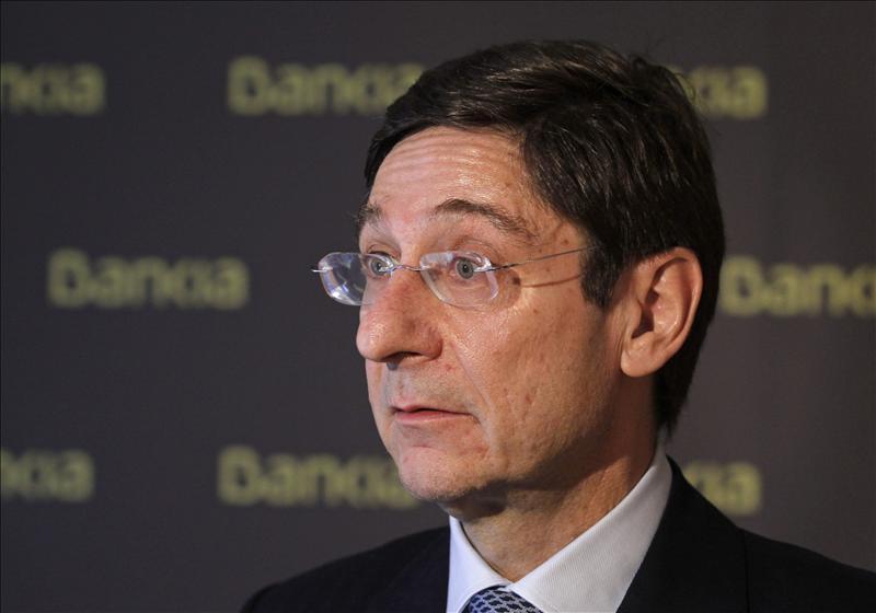 Goirigolzarri apela a la confianza en Bankia en estos momentos «convulsos»