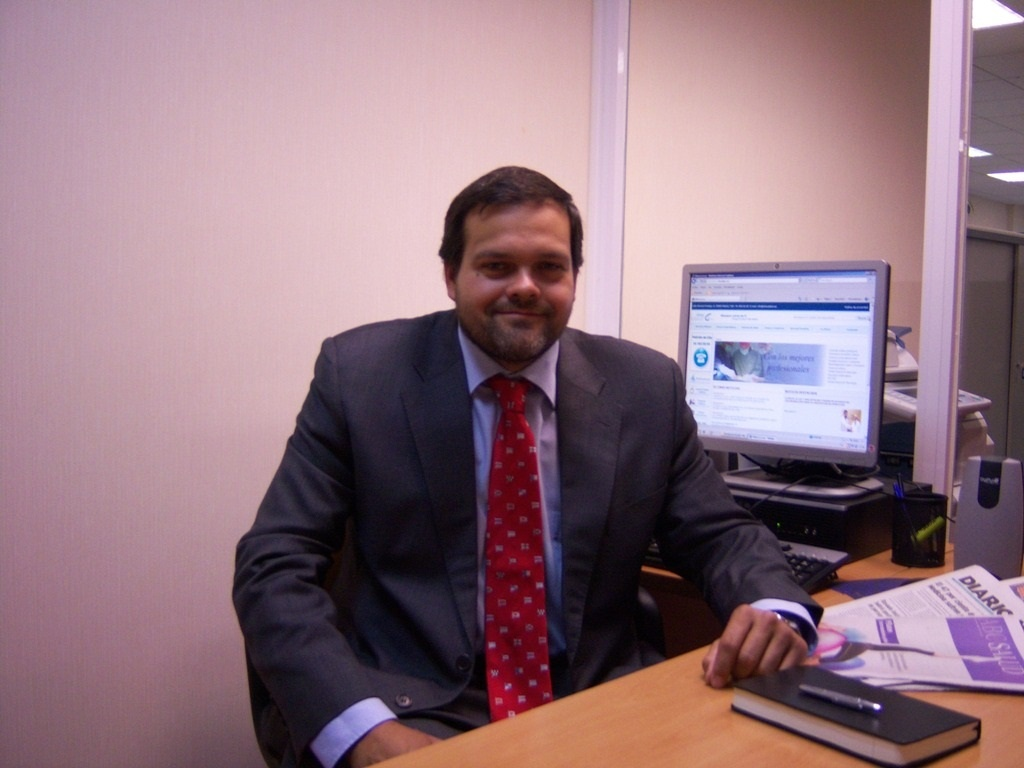 Antonio González Gil-García, nuevo director de Comunicación y Relaciones Públicas de la Clínica La Luz