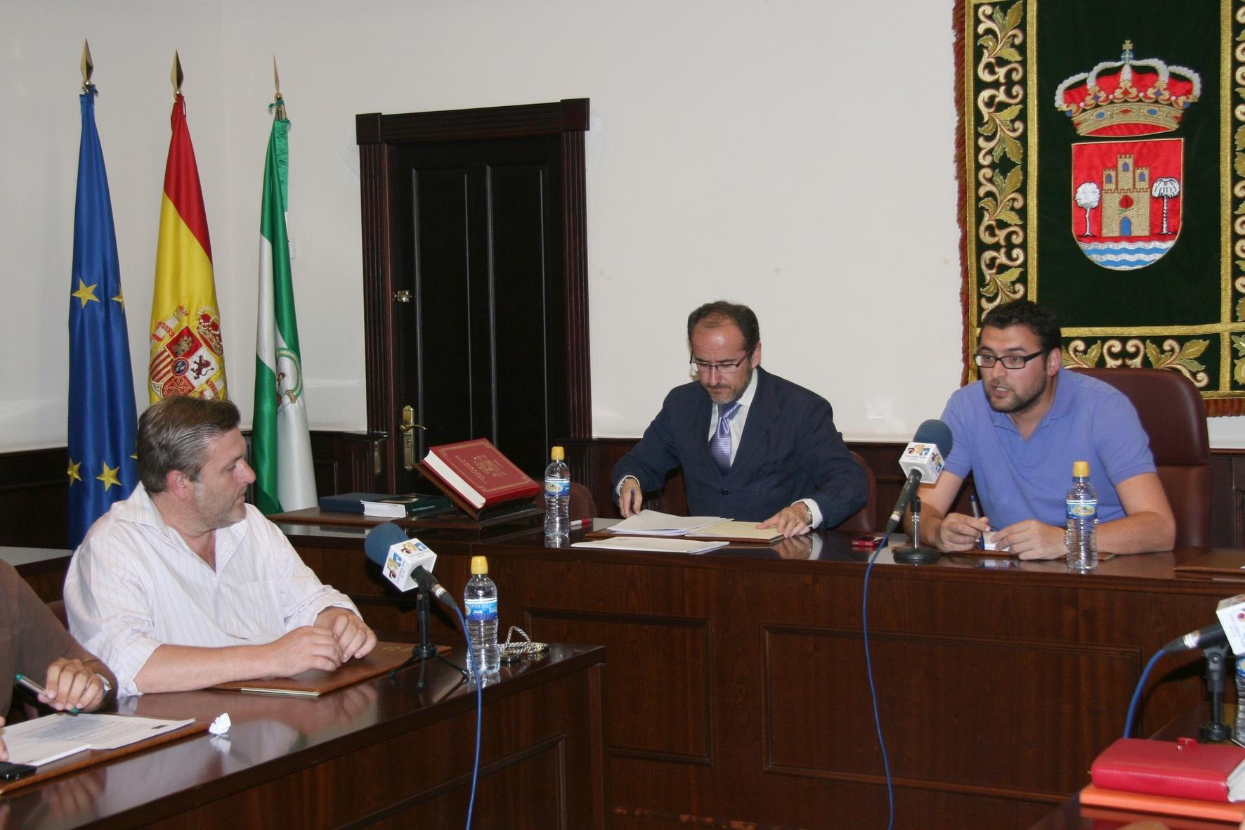 El alcalde de Guillena remodela el Gobierno municipal tras dimitir su concejal de Juventud
