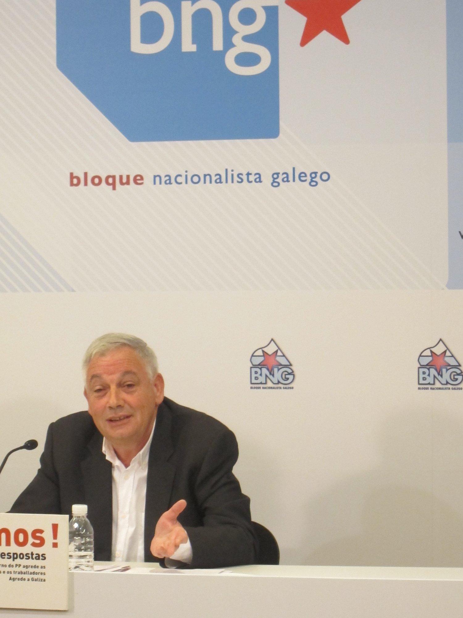 Guillerme Vázquez pide «un cambio de rumbo» ante políticas que llevan al tejido económico a «un callejón sin salida»