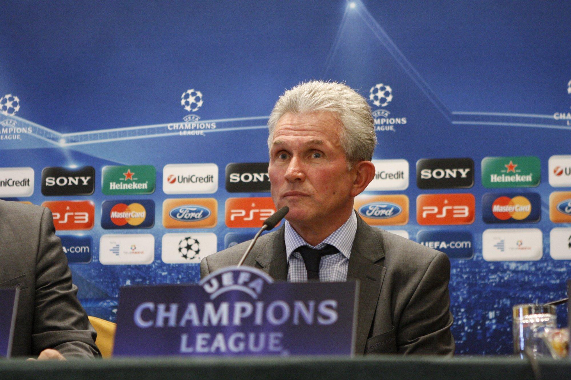 Jupp Heynckes: «Espero que el Chelsea juegue diferente que ante el Barcelona»