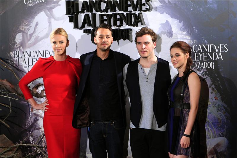 Kristen Stewart nunca soñó con ser Blancanieves ni tuvo vestidos de princesa