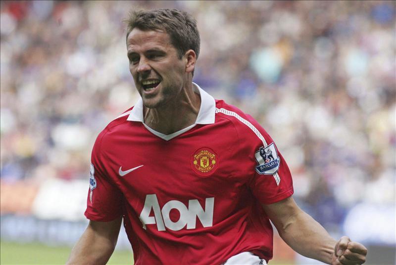 El Manchester United no renueva al Balón de Oro Michael Owen