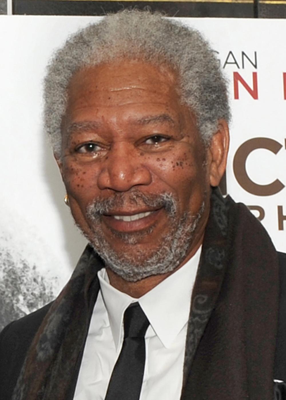 Morgan Freeman, otro viejo rockero para juerga de »Last Vegas»