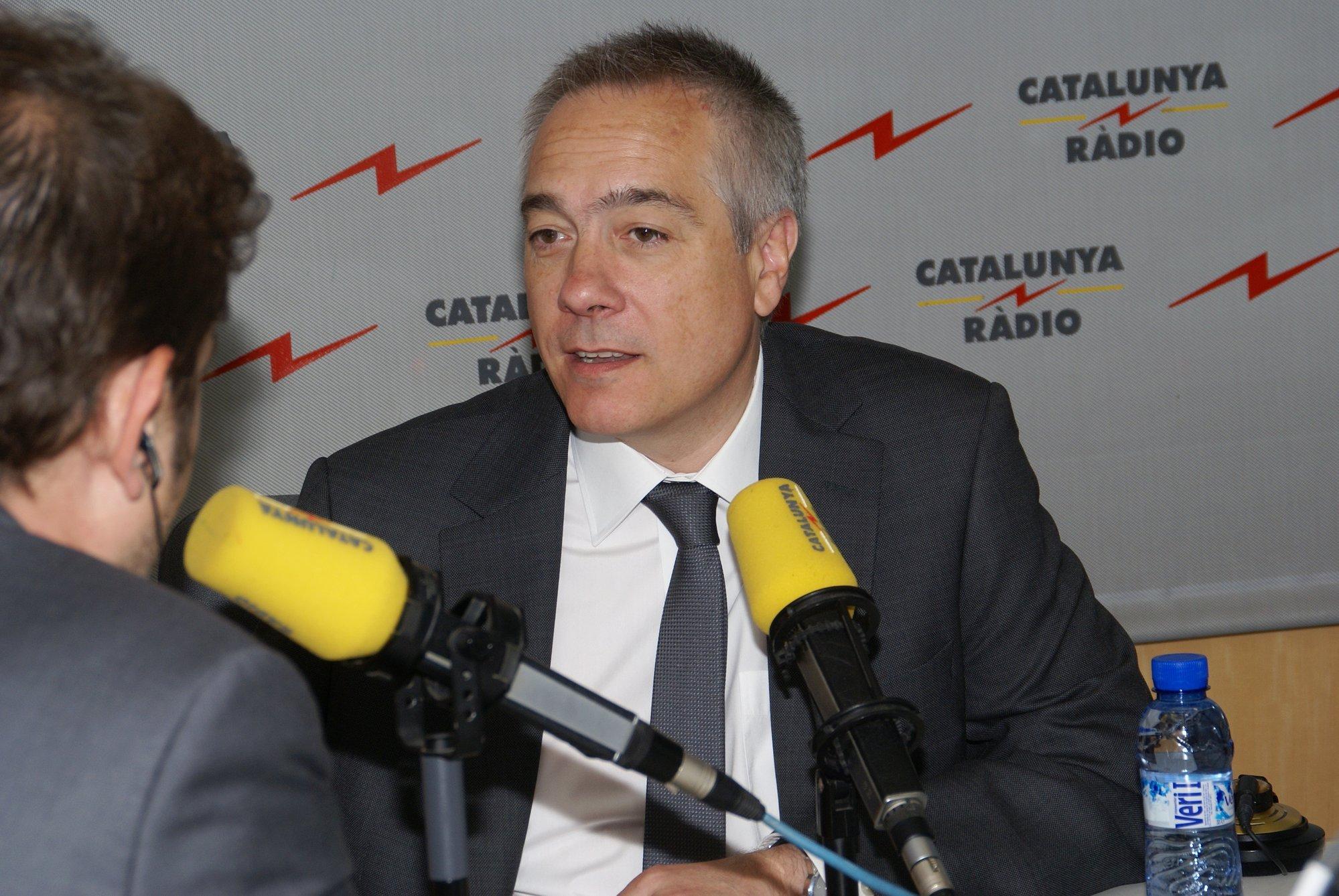 Navarro (PSC) aboga por un acuerdo de todos los partidos catalanes sobre financiación