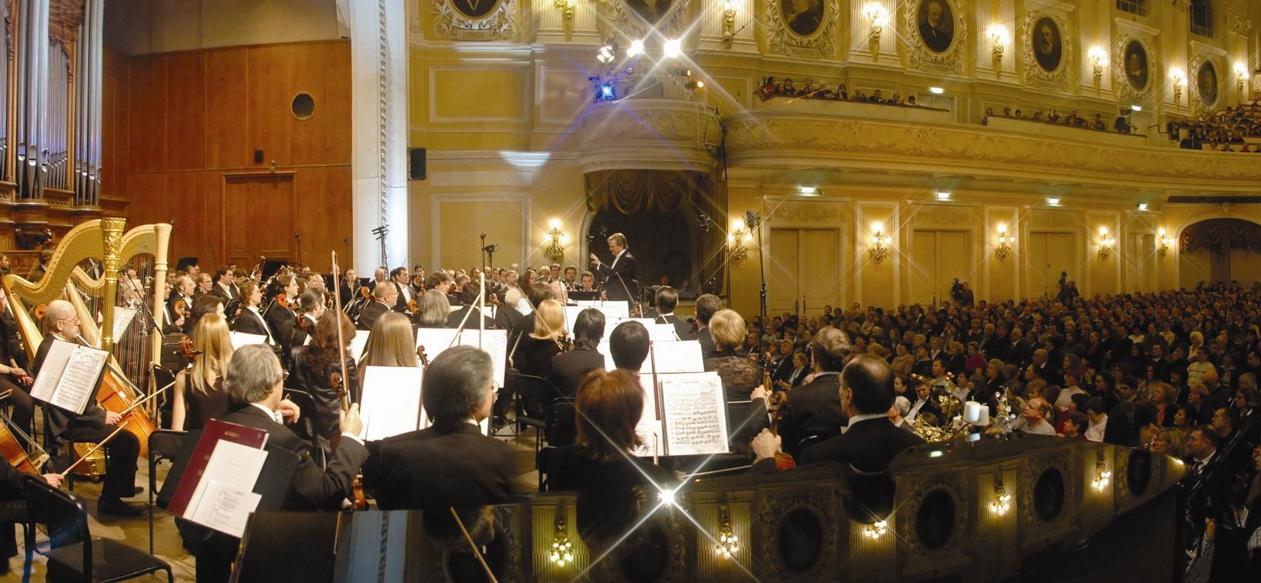 La Orquesta Sinfónica »Chaikovsky» de Moscú, este viernes en el Auditorio Regional