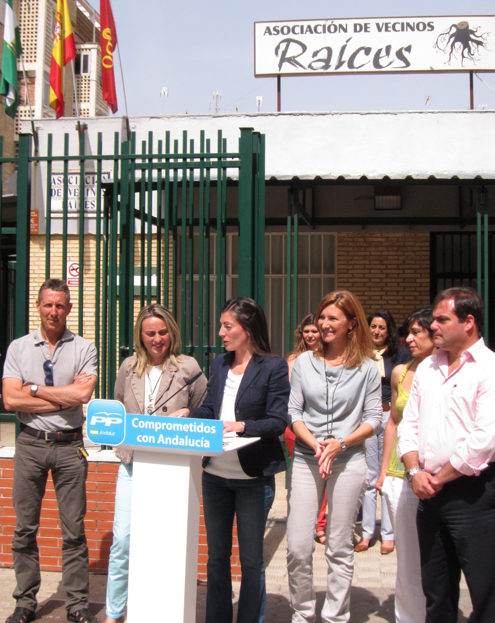 PP-A llevará al Parlamento el cierre del IES Las Aguas, que considera «una avanzadilla» de otros