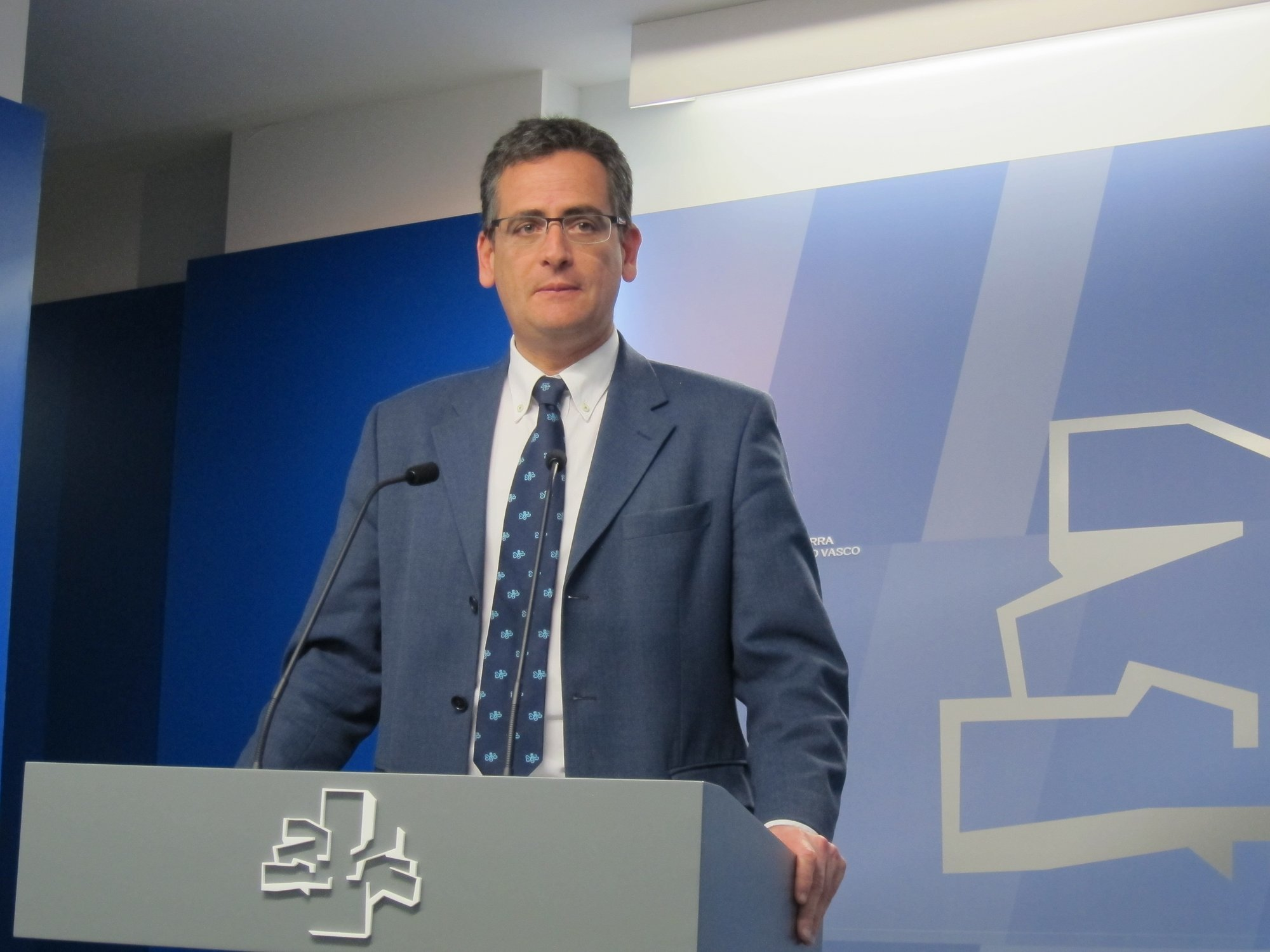PP no se aliará tras las elecciones vascas con un PNV que «sólo tiene ojos para Batasuna»