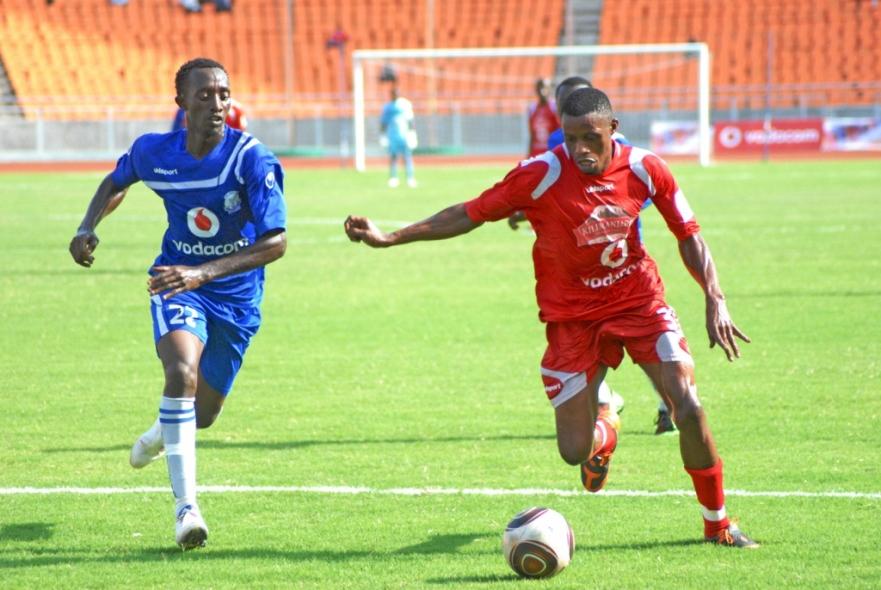 El futbolista Patrick Mafisango de la selección de Ruanda fallece en accidente