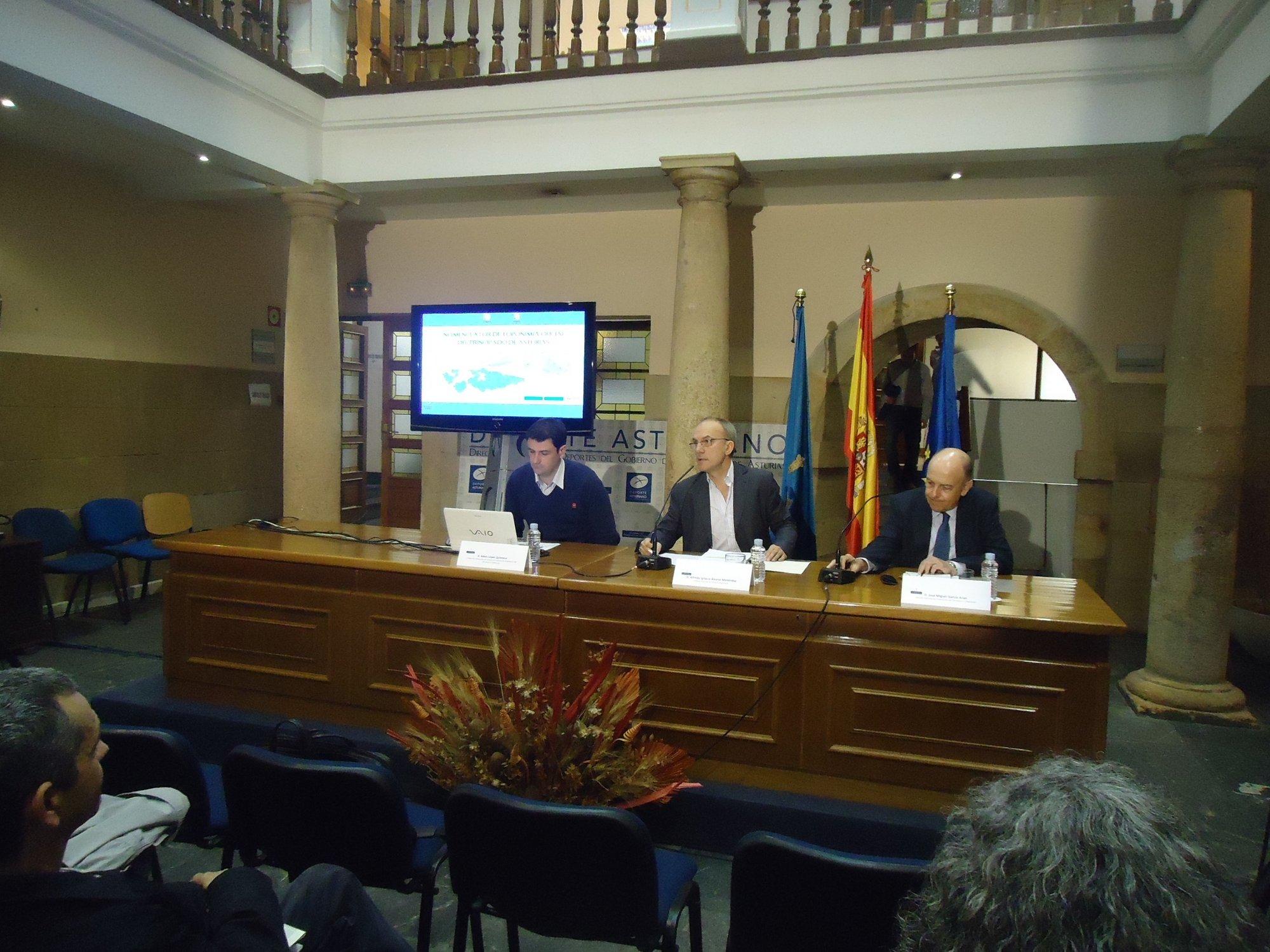 El Principado presenta el nomenclátor geográfico de la toponimia oficial de Asturias