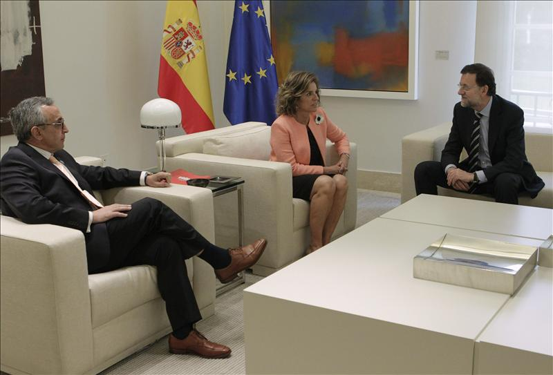 Rajoy destaca el papel dinamizador del proyecto Madrid 2020