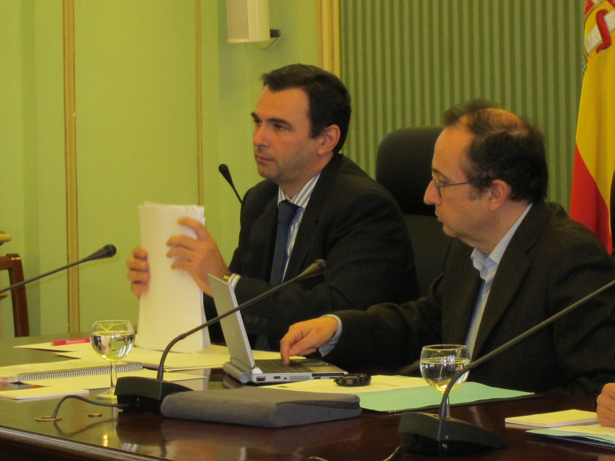 Ruiz niega injerencias en IB3 y cree que las denuncias del SPIB responden a una «campaña orquestada» del PSIB