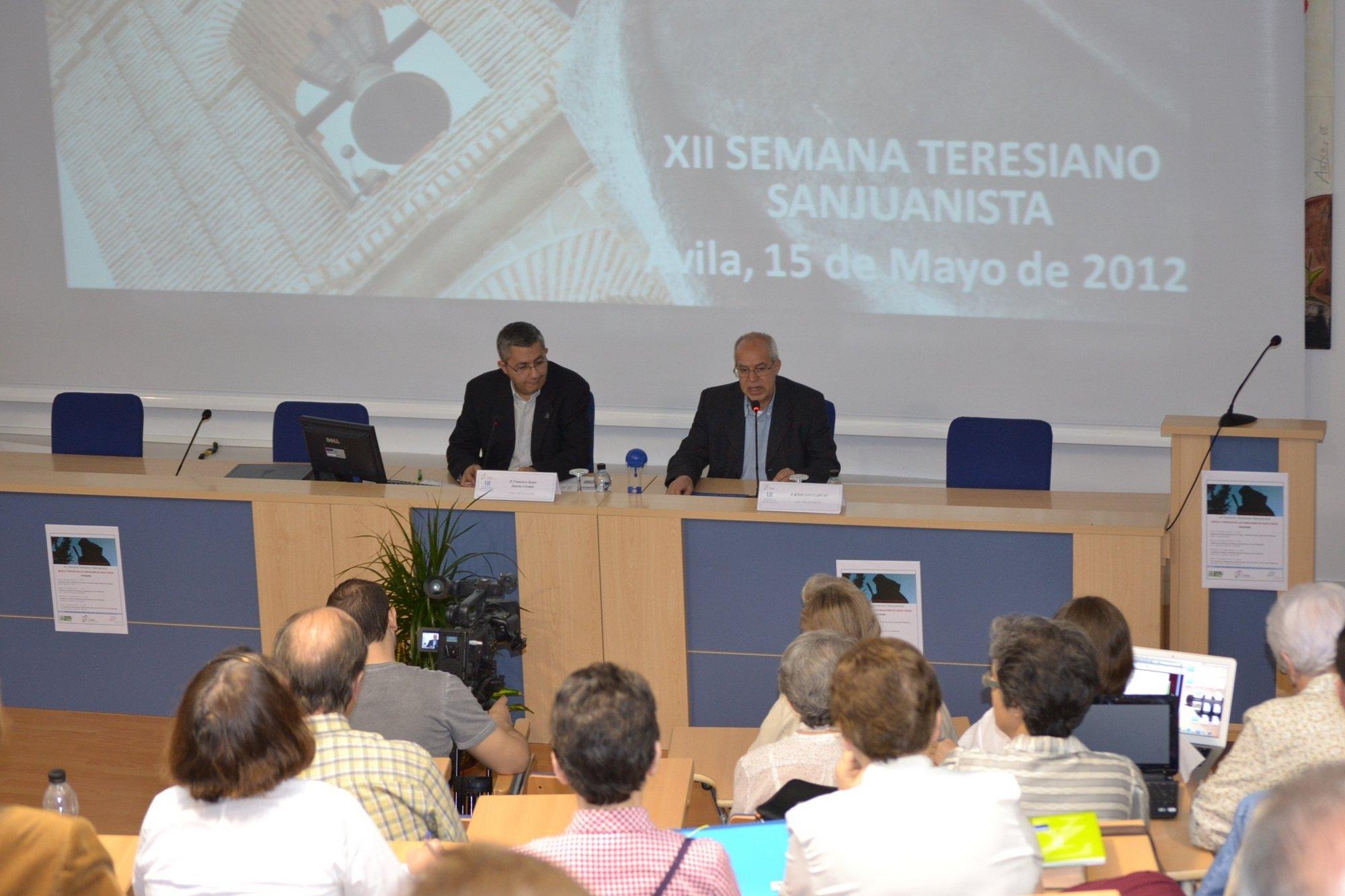 La Semana Teresiano Sanjuanista es seguida por Internet desde más de 30 países