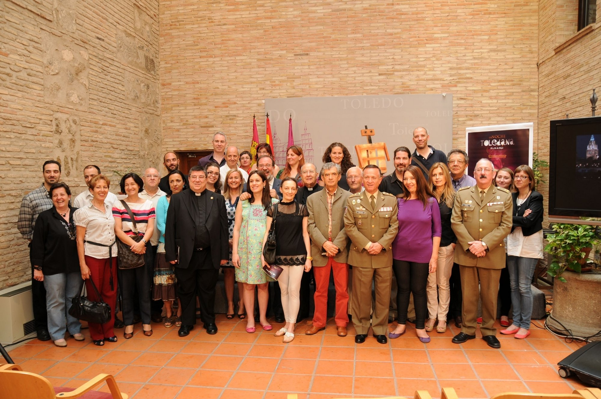 Toledo celebrará el 25 y 26 de mayo su XXV Aniversario de Ciudad Patrimonio con 25 horas de actividades culturales
