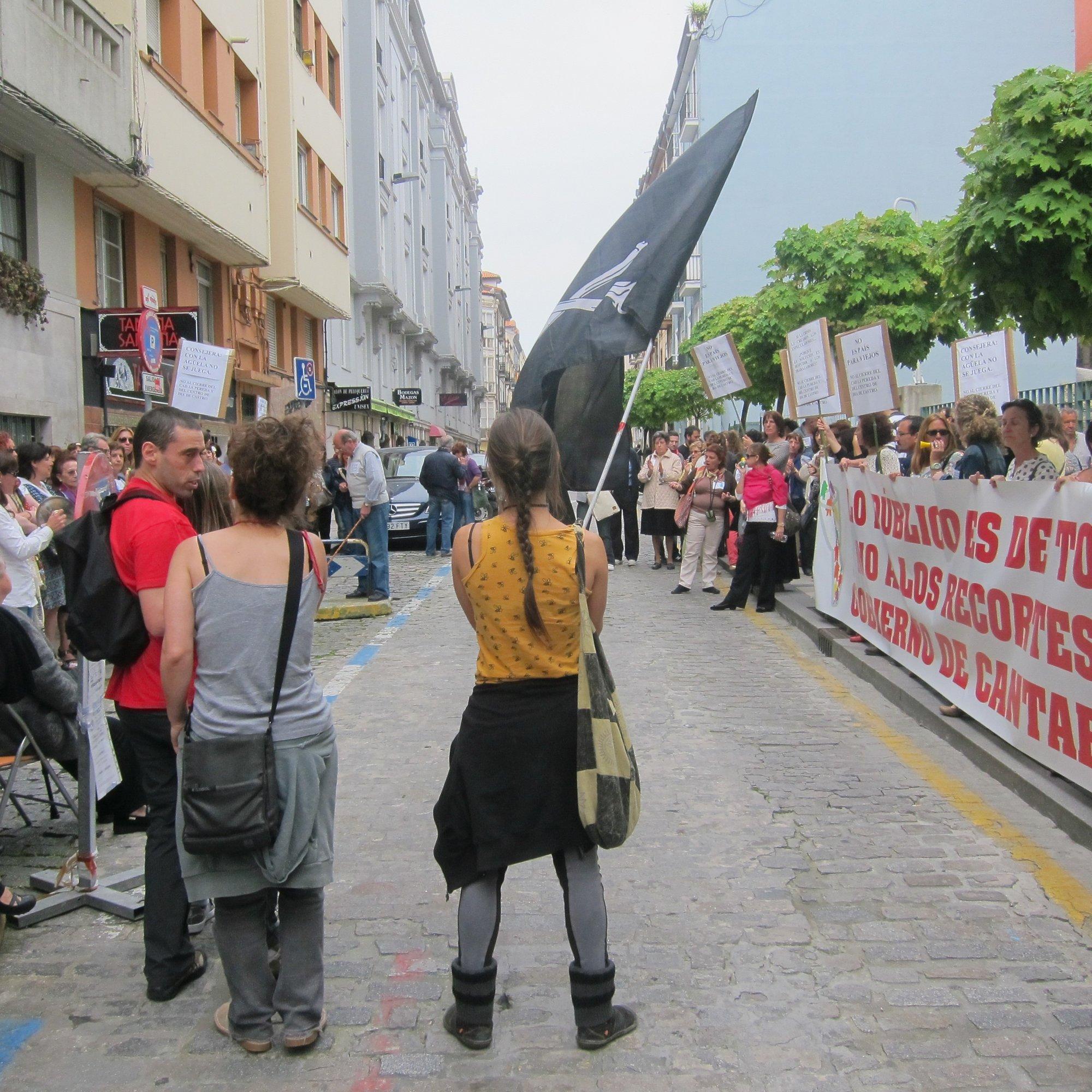 Trabajadores sugieren como «idea» a Diego que haga de La Pereda «su negocio inmobiliario»