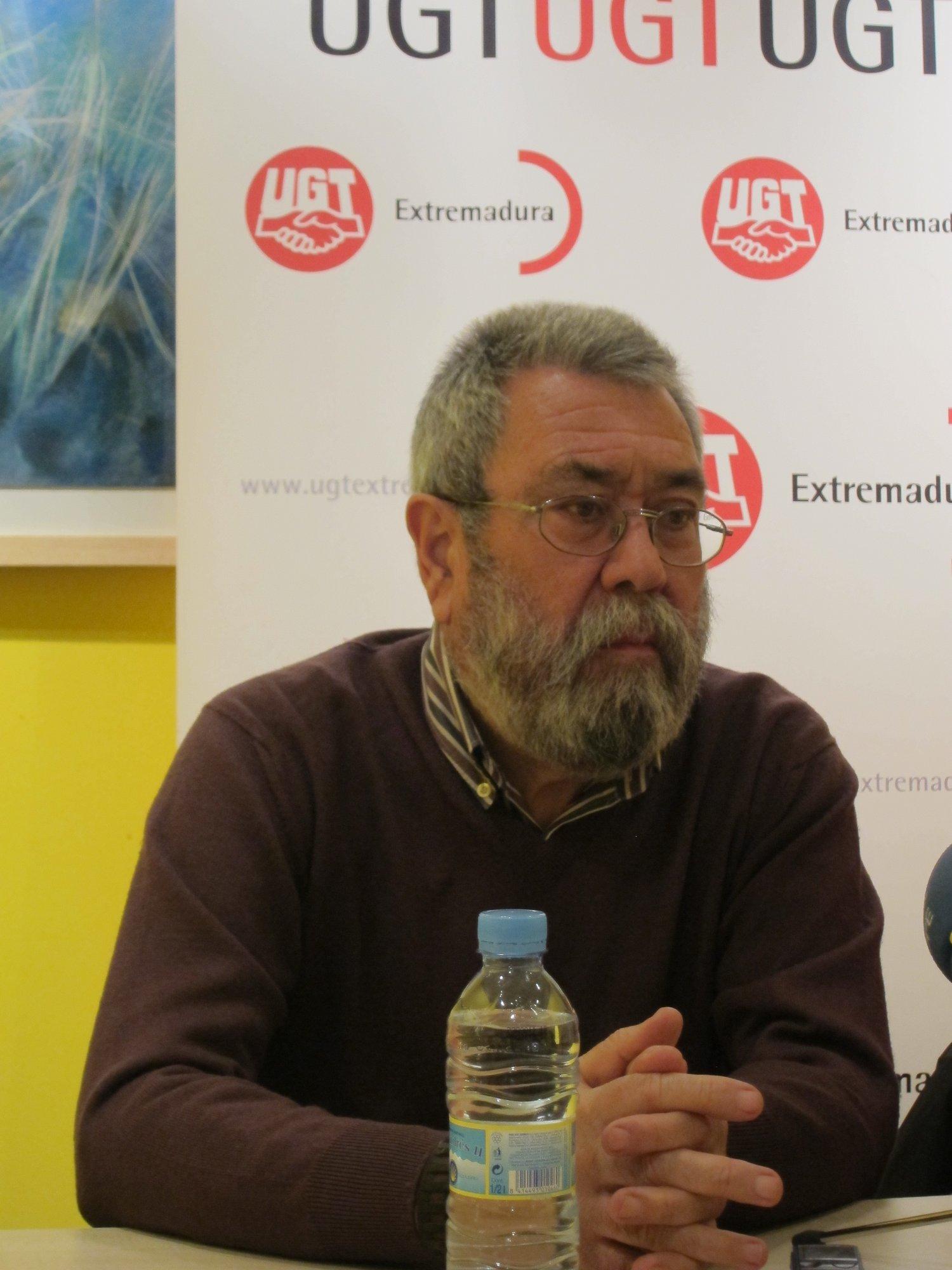 UGT denuncia que las políticas del Gobierno «hunden más a España en el pozo de la depresión económica»