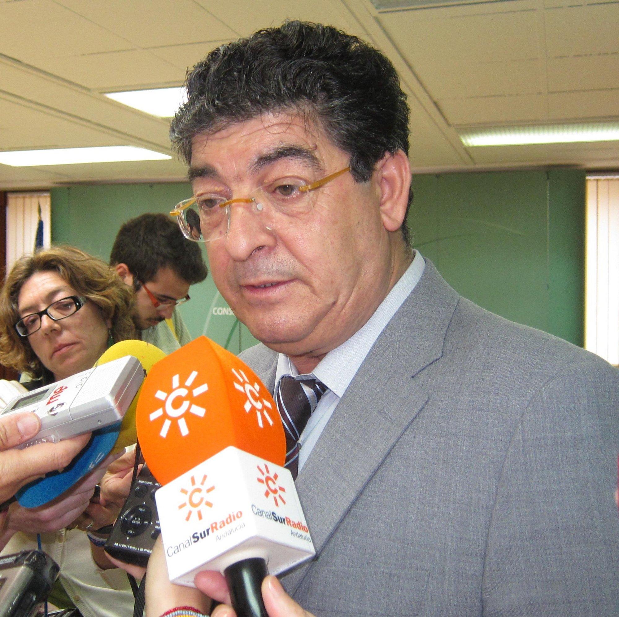 Valderas ve «poco margen» de cambio en el plan económico-financiero andaluz ante las exigencias del Gobierno