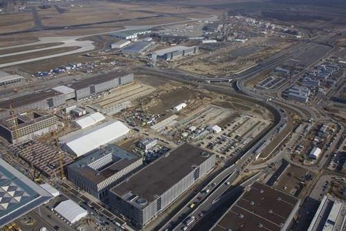 La apertura del nuevo aeropuerto de Berlín tendrá que esperar hasta marzo de 2013