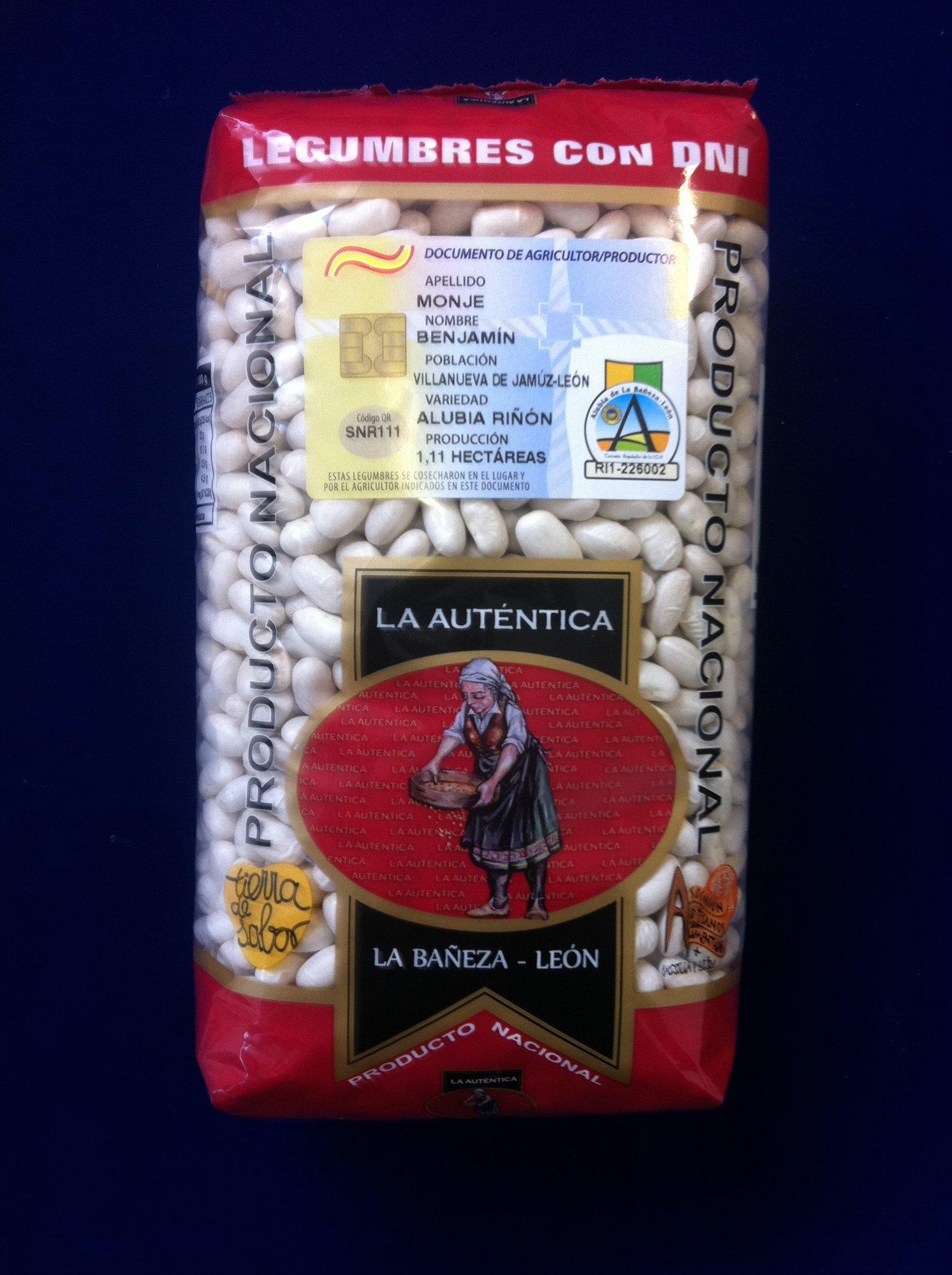 La empresa bañezana La Auténtica comercializa las primeras legumbres con »DNI»