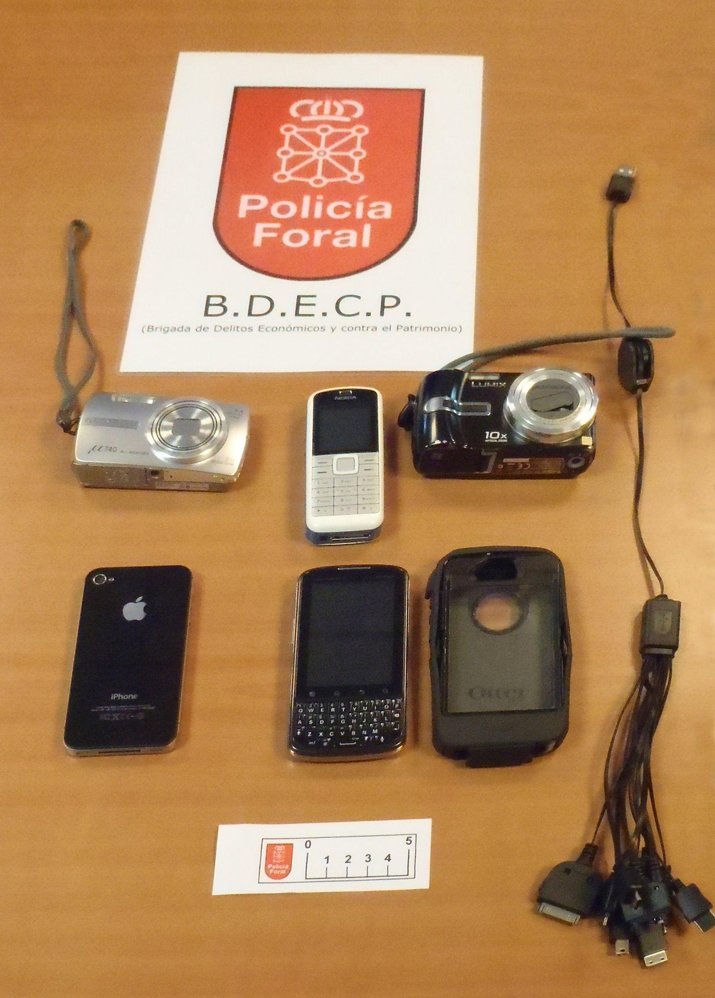 Dos detenidos por robar en un albergue de peregrinos en la Comarca de Pamplona