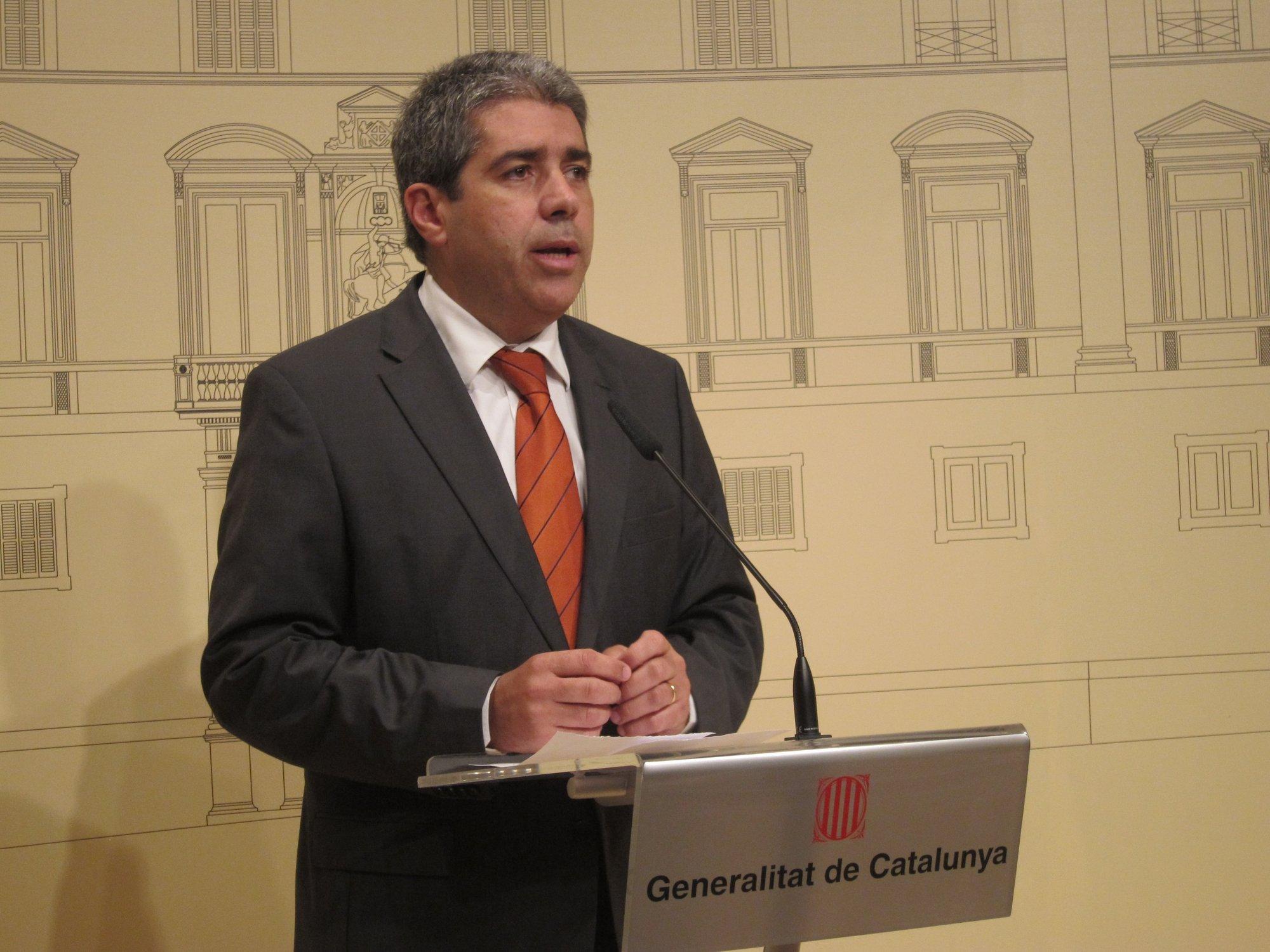 El gobierno catalán no ve imprescindible incorporar al PP catalán al acuerdo del pacto fiscal