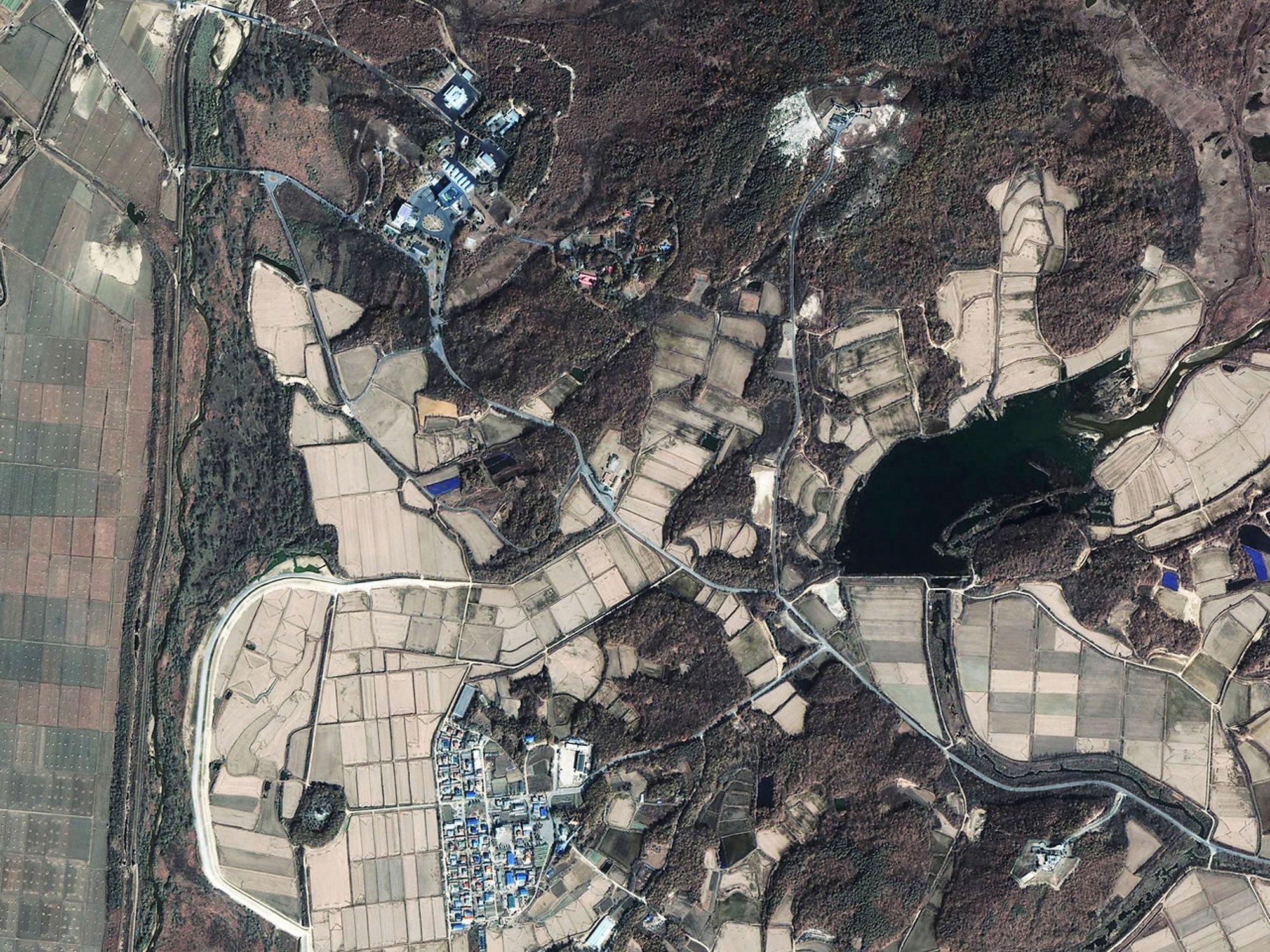 Corea del Norte podría estar preparando un nuevo ensayo nuclear