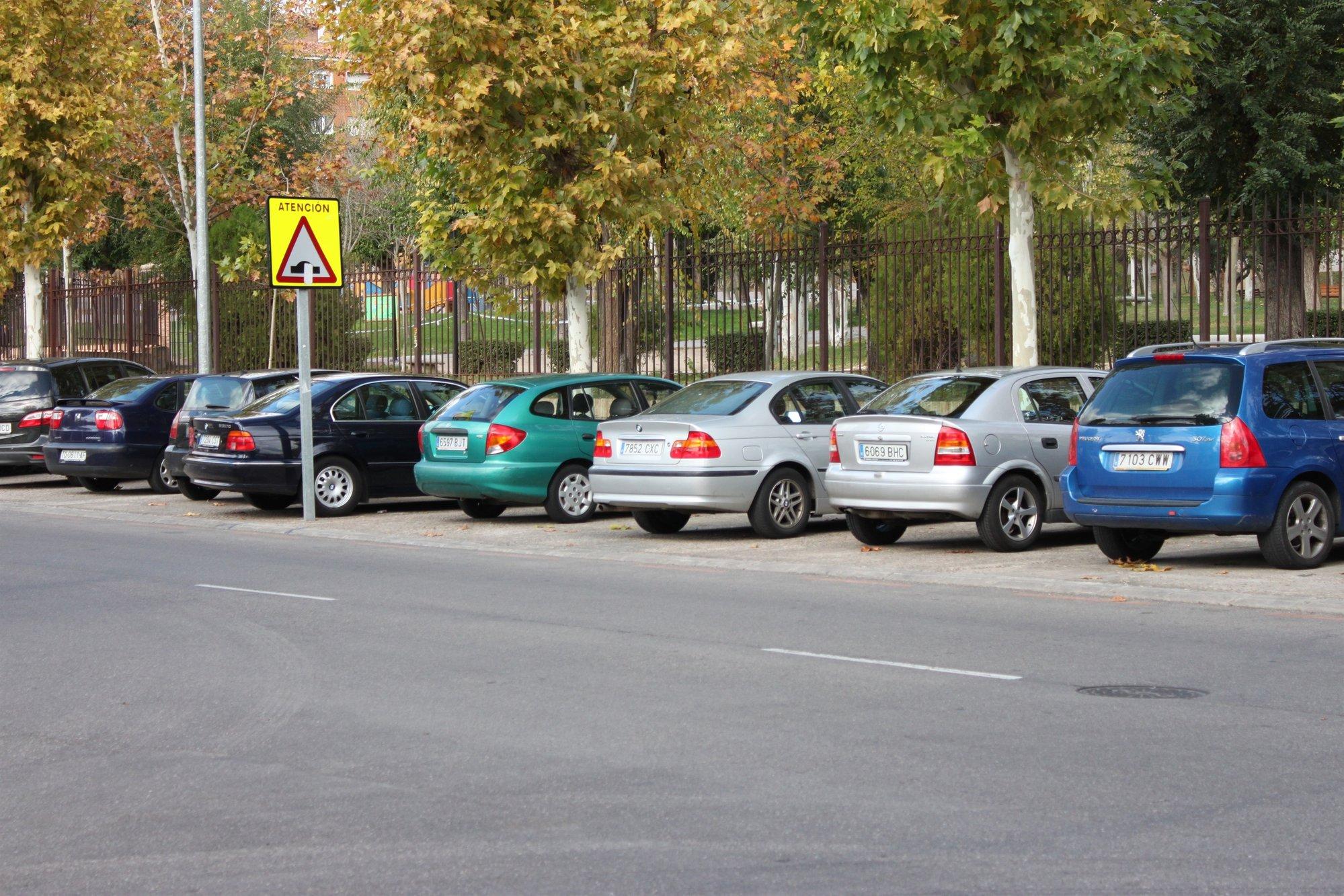 Las tarifas por estacionar en la calle han crecido un 14,3% en Madrid desde 2006, según la OCU
