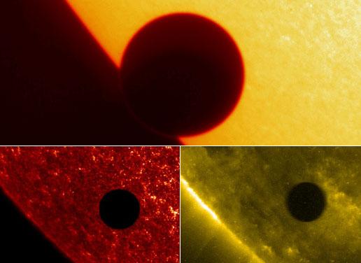 El baile de Venus con el Sol y la Tierra, algo único en los próximos cien años