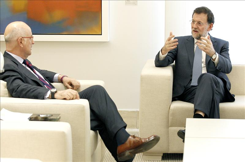 Duran revela que Rajoy activará mecanismos que garanticen la deuda autonómica