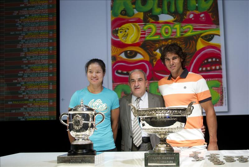 Federer advierte de que «Rafa, que va a por el séptimo es el favorito»
