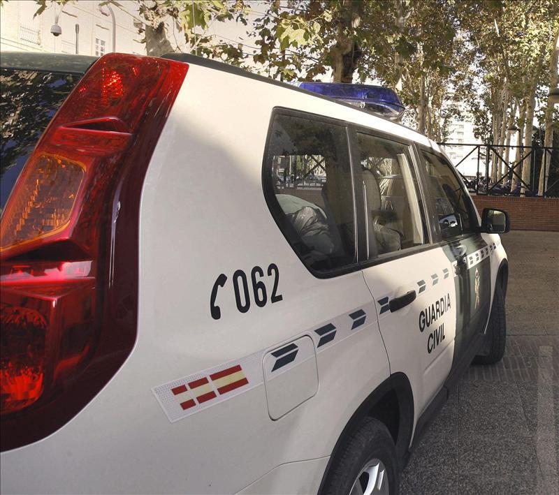Dos muertos en el accidente de un ultraligero en Gurrea de Gállego (Huesca)
