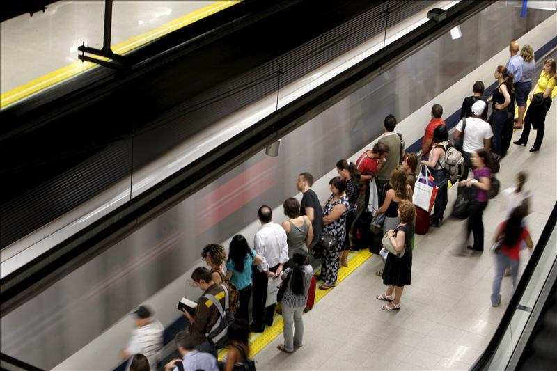 Expertos de Europa, América y Asia visitan el sistema de transporte de Madrid