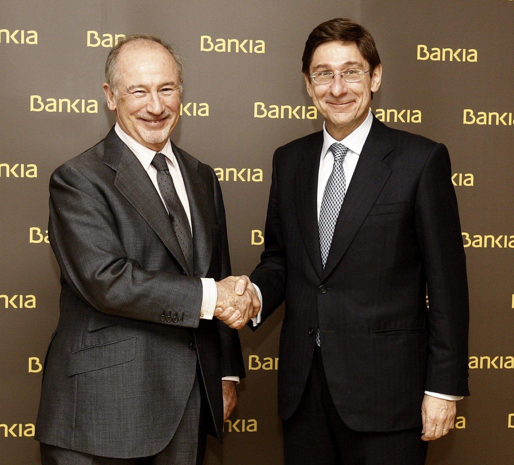 Goirigolzarri cree que Bankia será «sólida y rentable» después del saneamiento