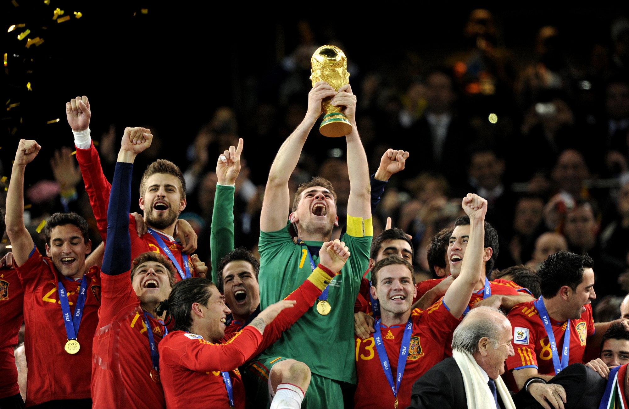 España puede volver a hacer historia