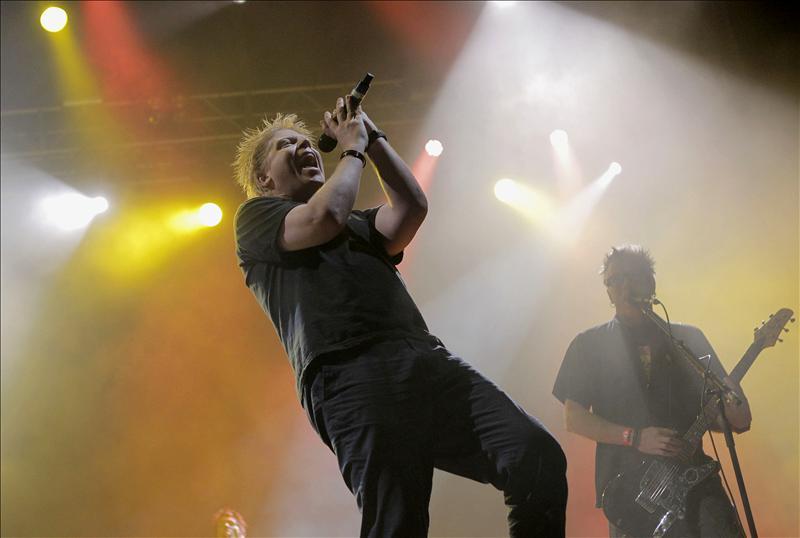 «Soundgarden» bate a «Offspring» en la primera jornada del Sonisphere