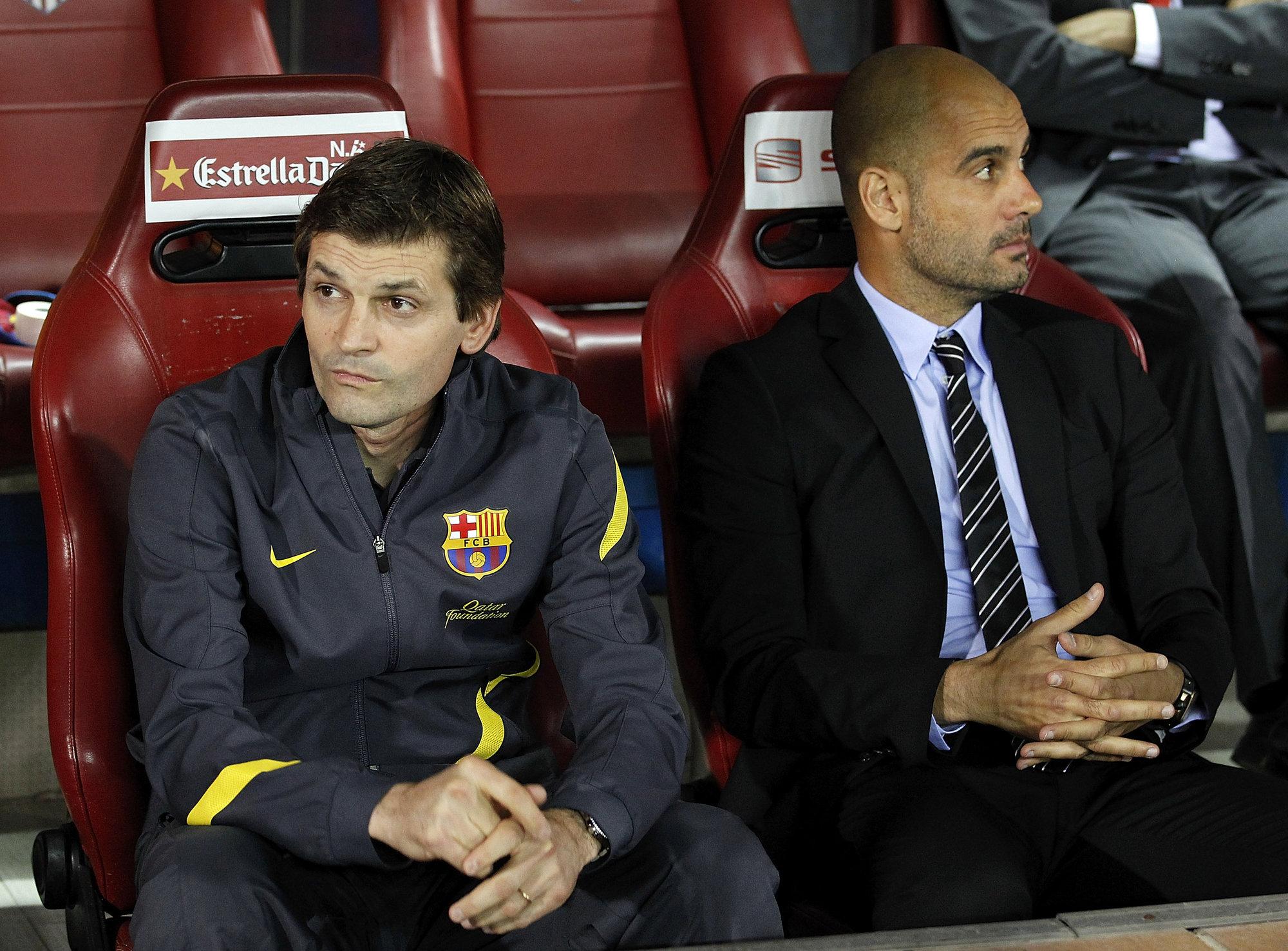 Pep Guardiola se despide del Barça feliz por el trabajo bien hecho